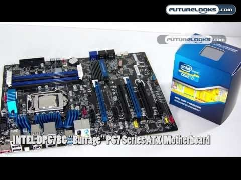 "Video - Futurelooks' Overview of INTEL's DH67BL ""Bear Lake"" and DP67BG ""Burrage"" Sandy Bridge Boards"