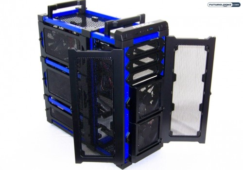 Antec LanBoy Air Fully-Modular Computer Chassis Review