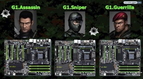 GIGABYTE G1-Killer Assassin X58 LGA1366 Gaming Motherboard Review