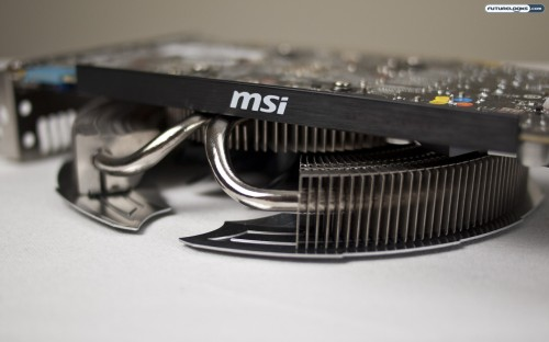 MSI N550GTX-Ti Cyclone II 1GB5 OC Video Card Review