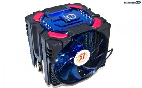 Video - Futurelooks Previews the Thermaltake Frio OCK CPU Cooler