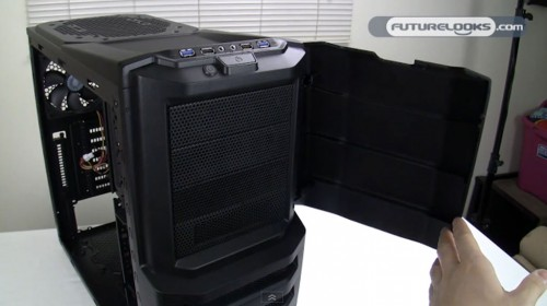 Video Preview - CoolerMaster's NEW CM Storm Enforcer ATX Mid-Tower Gaming Chassis