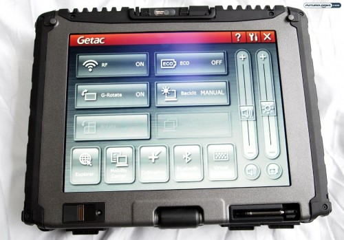 Getac V100 Fully Rugged Convertible Tablet PC Review
