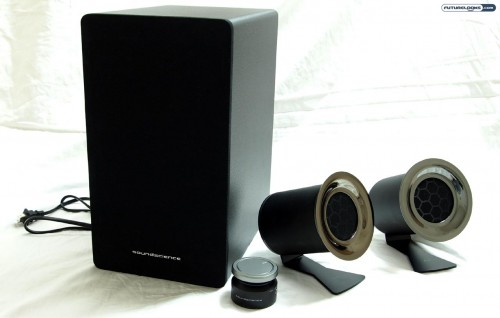 Soundscience by Antec Rockus 3D 2.1 Speaker System Review