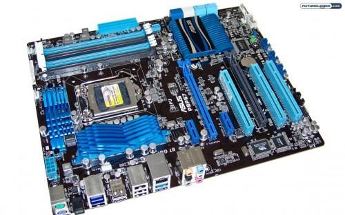 ASUS P8P67 Sandy Bridge LGA1155 ATX Motherboard Review