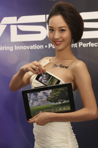 COMPUTEX 2011 Video Coverage - ASUS Press Conference Coverage Featuring The Padfone and More
