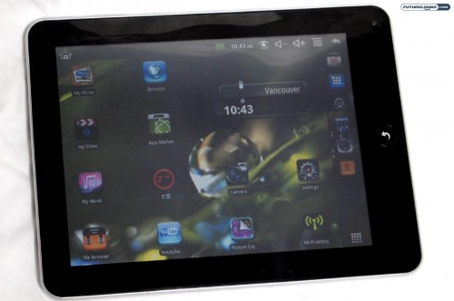 The Tao of the Cheap Chinese Tablet - MID M80003W Series Android 2.2 Tablet Review