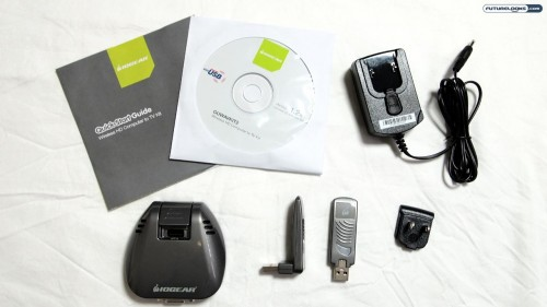 Iogear Wireless HD Computer to TV Kit (GUWAVKIT2) Reviewed