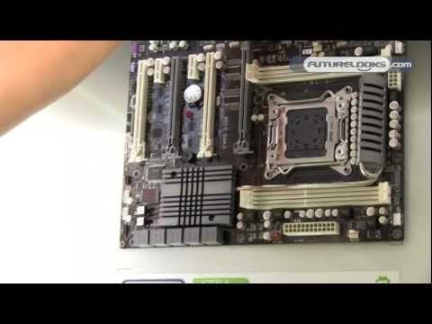 COMPUTEX 2011 Video Coverage - ECS Elitegroup Unveils Latest INTEL and AMD Motherboards Plus New Black Series Video Cards