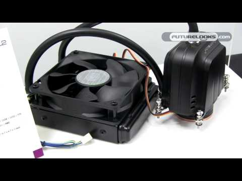 COMPUTEX 2011 Video Coverage - Cooler Master Unveils New Silent Power Pro Hybrid PSU, a Self Contained CPU Water Cooler, and a New CPU Air Cooler With a Twist