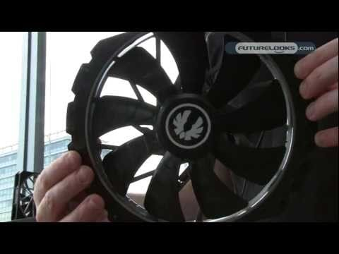 COMPUTEX 2011 Video Coverage - BitFenix Unveils New Cases, Fans and More!