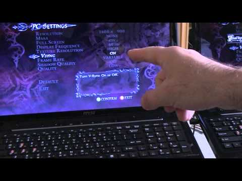COMPUTEX 2011 Video Coverage - Lucid Gives Gamers V-Sync and High Frame Rates Without Sacrifice