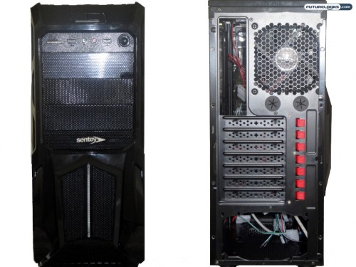 Sentey GS-6000 Optimus Mid-Tower ATX Chassis Review