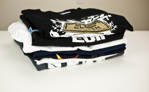 CLOSED - The Virtual PAX Prime 2011 Schwag Giveaway Part Three – T-Shirt Edition