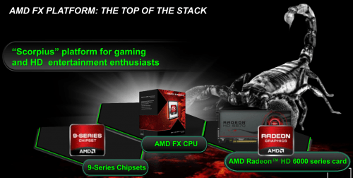 "The AMD FX-8150 ""Bulldozer CPU and Scorpius FX Platform Reviewed - Part One"