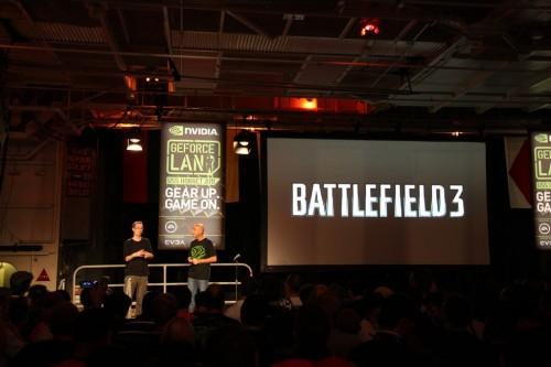 Futurelooks Was Your Wing Man at NVIDIA's GeForce LAN 2011