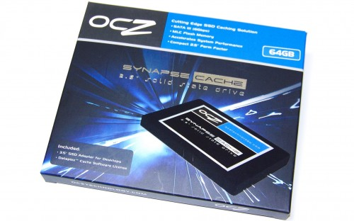 OCZ Technology's Synapse Cache 64GB SSD Reviewed