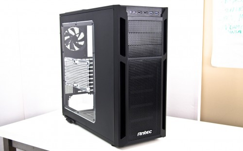 Futurelooks Previews the NEW ANTEC Eleven Hundred Super Mid-Tower Gaming Case (Video)