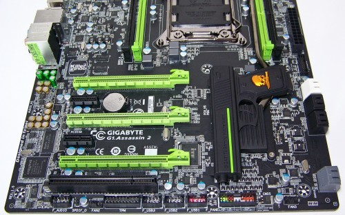 GIGABYTE G1 Killer Assassin 2 LGA2011 Sandy Bridge-E ATX Motherboard Review