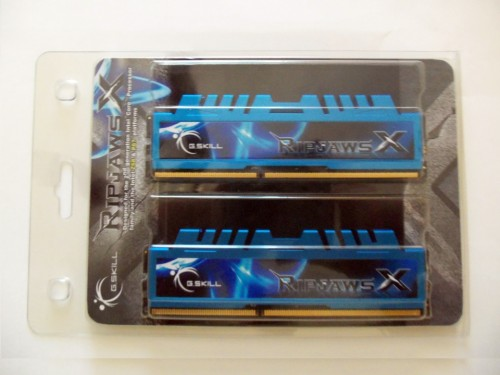 G.Skill Ripjaws X 8GB 2133 MHz DDR3 Dual Channel Memory Kit Review
