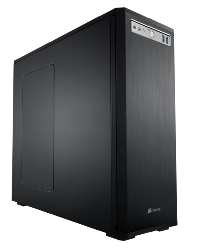 CES 2012 - CORSAIR Unleashes the 550D Silent Case, the 300R Sub $100 Case and SSD Caching For Every Platform (Video)