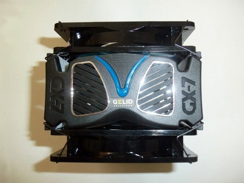 GELID Solutions GX-7 CPU Cooler Review