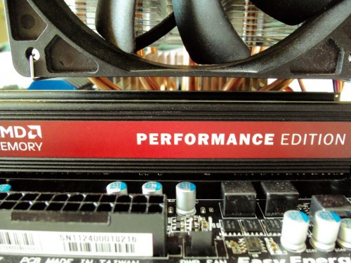 AMD Performance Edition 1600 MHz DDR3 2x4GB Memory Kit Review