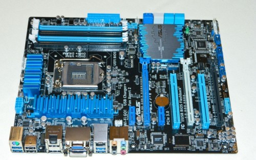Futurelooks Previews the NEW ASUS Z77 LGA1155 Motherboard Series