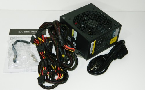 Antec Earthwatts 650 Platinum and High Current Pro HCP-1000 Platinum Power Supplies Reviewed
