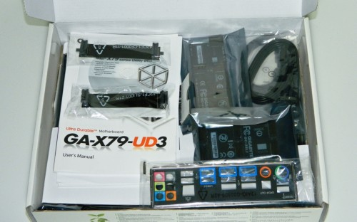 GIGABYTE's GA-X79-UD3 and GA-X79-UD7 (OC) LGA2011 ATX Sandy Bridge-E Motherboards Reviewed