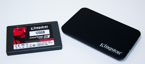 Kingston SSDNow V+200 Enterprise 120GB Solid State Drive Review