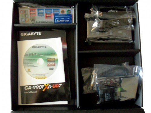 GIGABYTE GA-990FXA-UD7 AM3+ ATX Motherboard Review