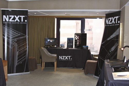 COMPUTEX 2012 - NZXT Unveils New Notebook Coolers and a New Phantom!