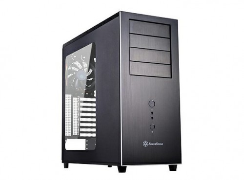 SilverStone Temjin TJ04-EW Evolution ATX Computer Chassis Review