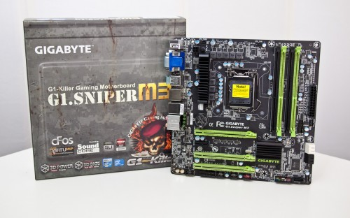 Did You Go To LANcouver 2012? Survey Says It Could Win You a GIGABYTE G1.Sniper M3 Motherboard!