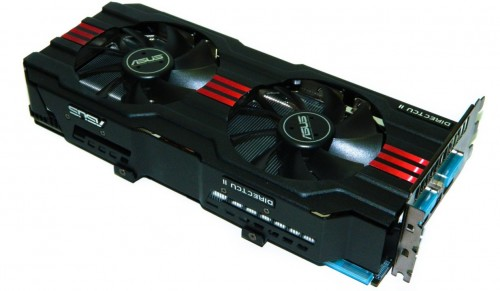 ASUS AMD HD 7970 DirectCU II Video Card Review