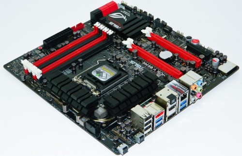 ASUS ROG Maximus V GENE Micro-ATX Motherboard Review