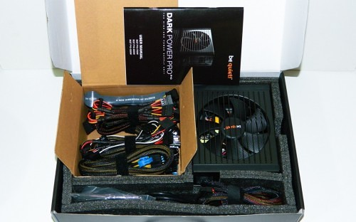 be quiet! Dark Power Pro 10 650W ATX Power Supply Review