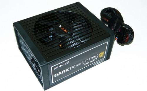 be quiet! Dark Power Pro 10 650W ATX Power Supply Review