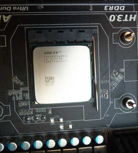 "AMD's NEW ""Vishera"" FX-8350 8-Core AM3+ CPU Reviewed"