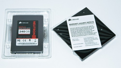 Corsair Neutron GTX 240GB (CSSD-N240GBGTX-BK) SATAIII SSD Review