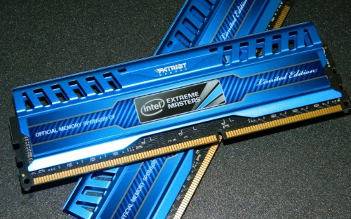 Patriot Memory Intel Extreme Masters XMP Certified Viper III 1866MHz DDR3 Memory Kit Review
