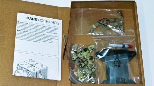 bequiet! Dark Rock Pro 2 CPU Cooler Review