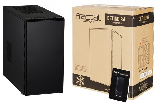 Fractal Design's Define R4 ATX Computer Enclosure Reviewed