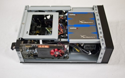 Taming Mini ITX PC Heat and Noise With Noctua's NH-L9i Low Profile CPU Cooler and NF-R8 80mm PWM Fans