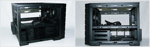 Cooler Master HAF XB High Performance LAN Enclosure Review