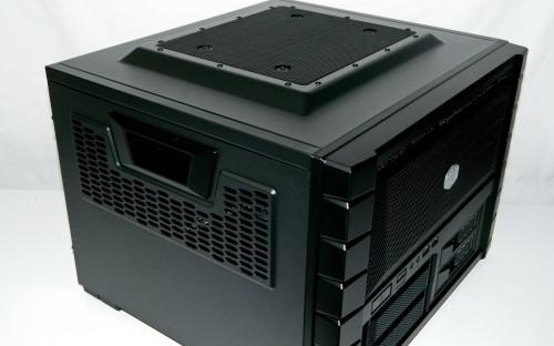 Cooler Master HAF XB High Performance LAN Enclosure Review