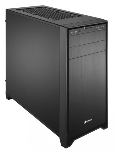 The New Corsair 350D Downsizes Obsidian Series Into The Micro ATX Form Factor