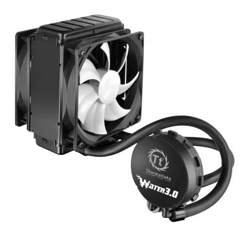 Thermaltake Announces New Water 3.0 All-in-One Liquid Cooler Series