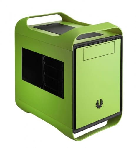 BitFenix Launches Two Updated Prodigy Mini ITX Cases